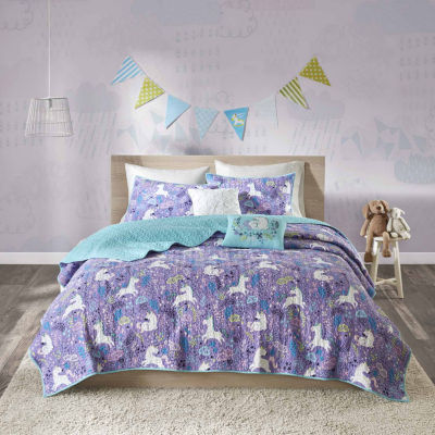 Urban Habitat Kids Ella Cotton Coverlet Set