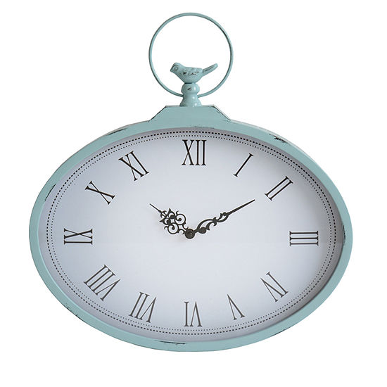 Stratton Home Decor Wall Clock