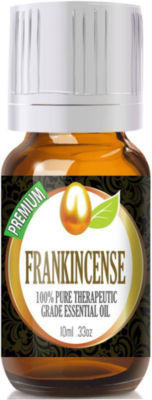 Healing Solutions Frankincense Carterii Essential Oil