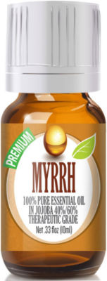 Healing Solutions Myrrh Essential Oil