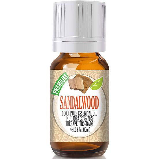Healing Solutions Sandalwood Essential Oil