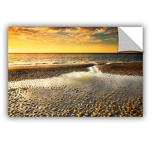Brushstone Returning Home Removable Wall Decal