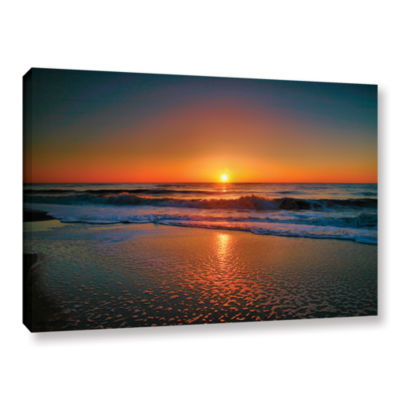 Brushstone Morning Has Broken II Gallery Wrapped Canvas Wall Art