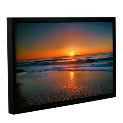 Brushstone Morning Has Broken II Gallery Wrapped Floater-Framed Canvas Wall Art