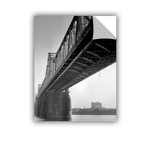 Brushstone Under the Bridge Removable Wall Decal