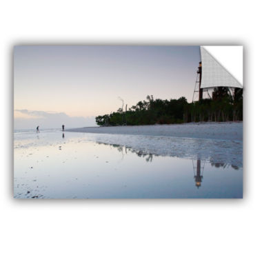 Brushstone Sanibel Lighthouse Removable Wall Decal