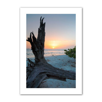 Brushstone Sanibel Sunrise I Canvas Poster Wall Art