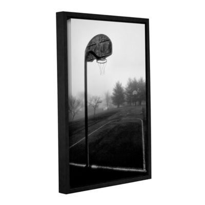 Brushstone Off Season Gallery Wrapped Floater-Framed Canvas Wall Art