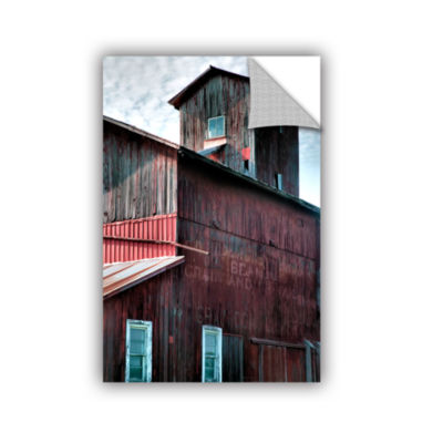 Brushstone Old Granary Removable Wall Decal