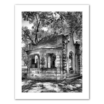 Brushstone Old Well House Canvas Poster Wall Art