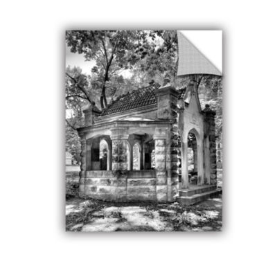 Brushstone Old Well House Removable Wall Decal