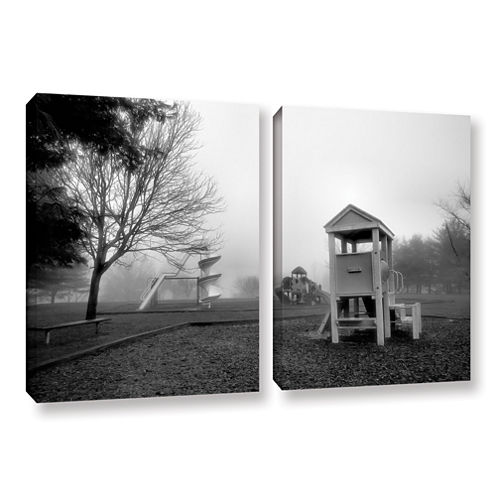 Brushstone Where Have All the Children Gone 2-pc.Gallery Wrapped Canvas Wall Art