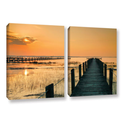 Brushstone Quiet Time 2-pc. Canvas Art