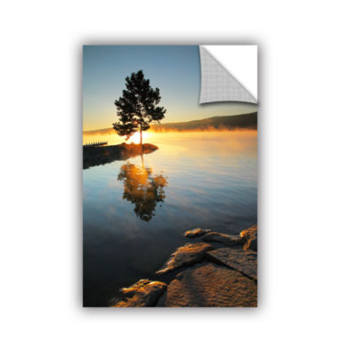 Brushstone Witness to the Dawn Removable Wall Decal