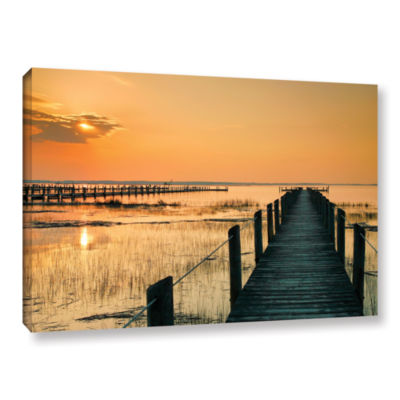 Brushstone Quiet Time Gallery Wrapped Canvas WallArt