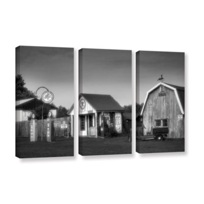 Brushstone Relics of the Past 3-pc. Gallery Wrapped Canvas Wall Art