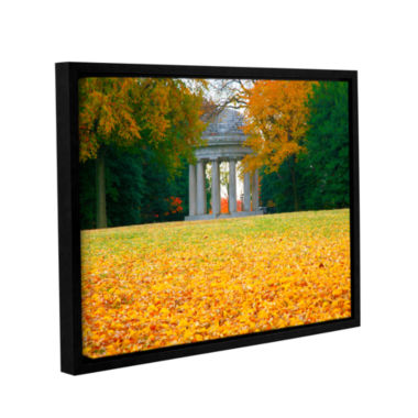 Brushstone Remembrance Gallery Wrapped Floater-Framed Canvas Wall Art