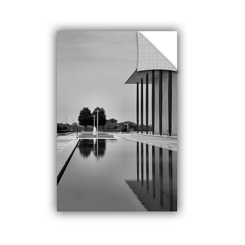 Brushstone The Kennedy Center Pool Removable Wall Decal