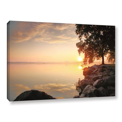 Brushstone Renewal Gallery Wrapped Canvas Wall Art