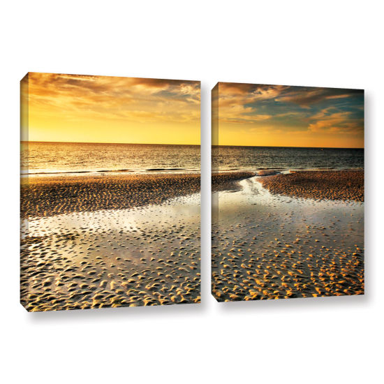 Brushstone 2-pack Canvas Art