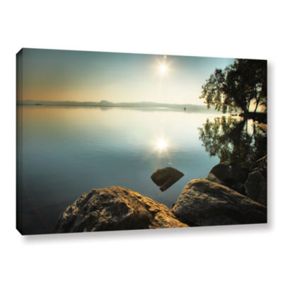 Brushstone Starting Over Gallery Wrapped Canvas Wall Art