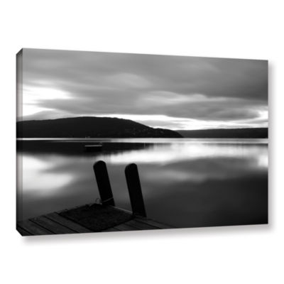 Brushstone Still Waters Gallery Wrapped Canvas Wall Art