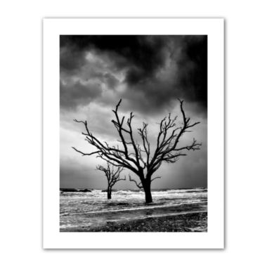 Brushstone Stormy Monday Canvas Poster Wall Art
