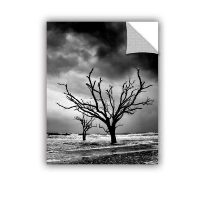 Brushstone Stormy Monday Removable Wall Decal