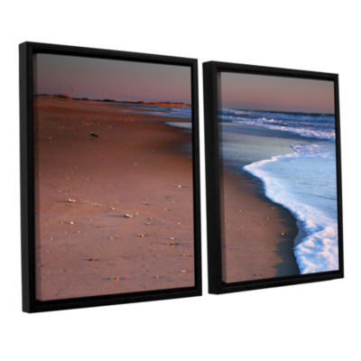 Brushstone Alone not Lonely 2-pc. Floater Framed Canvas Wall Art