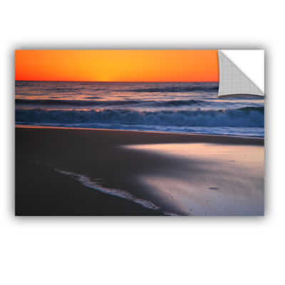 Brushstone As Dawn Approaches Removable Wall Decal