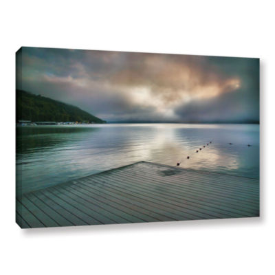 Brushstone At Ease Gallery Wrapped Canvas Wall Art
