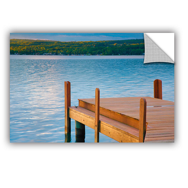 Brushstone End of Summer II Removable Wall Decal