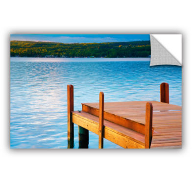 Brushstone End of Summer Removable Wall Decal