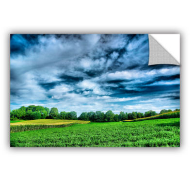 Brushstone Field of Dreams Removable Wall Decal