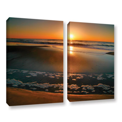 Brushstone Morning Has Broken 2-pc. Gallery Wrapped Canvas Wall Art