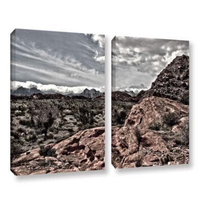 Brushstone 2-pack Canvas Art