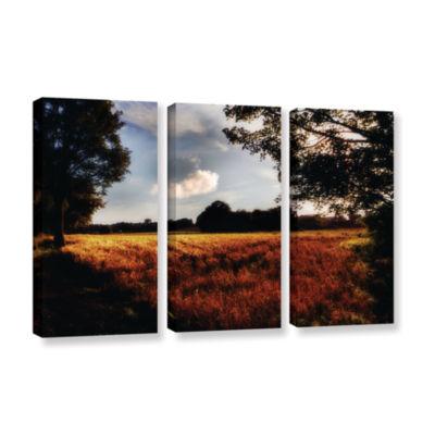 Brushstone Farmville 3-pc. Gallery Wrapped CanvasWall Art