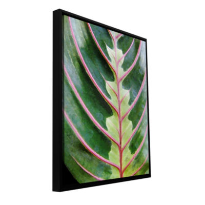 Brushstone Exotic Angel Gallery Wrapped Floater-Framed Canvas Wall Art