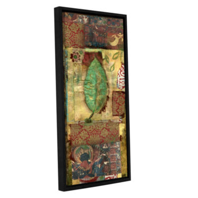 Brushstone Essential Gallery Wrapped Floater-Framed Canvas Wall Art