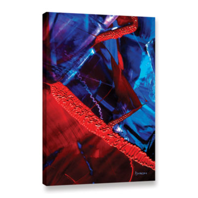 Brushstone Euphoric Gallery Wrapped Canvas Wall Art