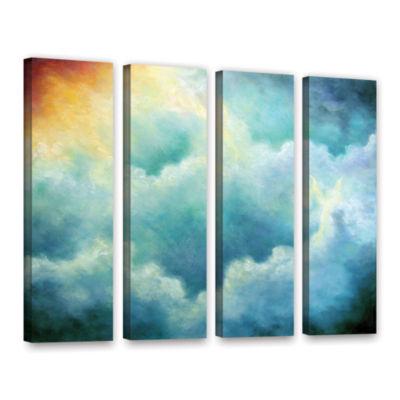 Brushstone 4-pc. Canvas Art