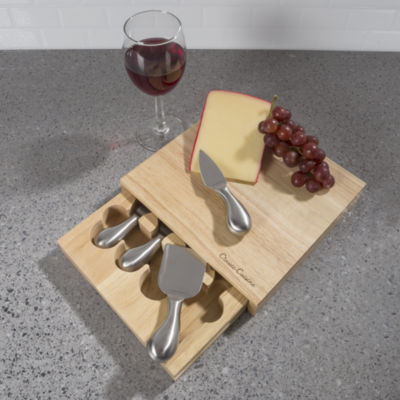 5-Piece Cheese Board Set