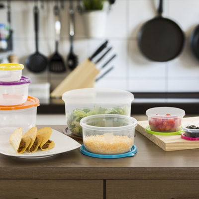 14-Piece Round Food Storage Set