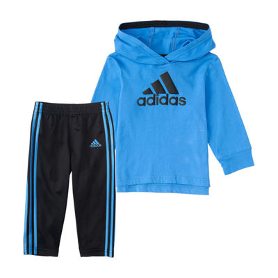 adidas 2-pc. Bodysuit Set-Toddler Boys