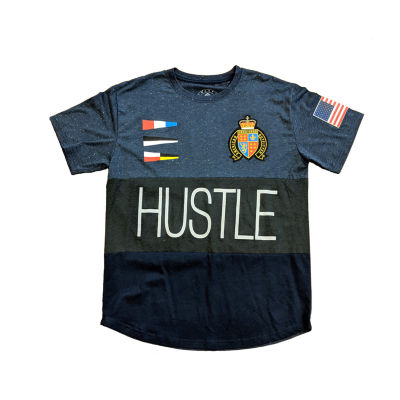 Hustle Patches Graphic Tee