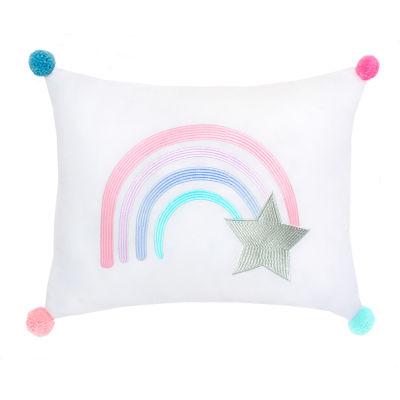 Frank And Lulu Shooting Star Rectangular Throw Pillow