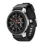 Samsung Galaxy Mens Multi-Function Black Smart Watch-Sm-R800nzsaxar