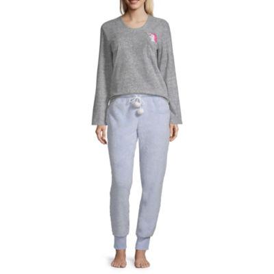 Pj Couture Critter Pant Pajama Set