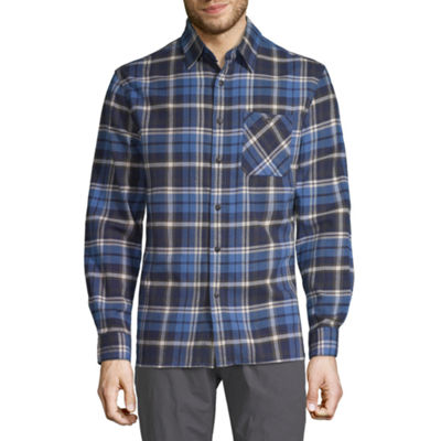 Boston Traders Long Sleeve Flannel Shirt