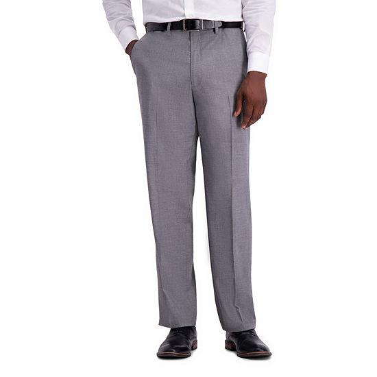 J.M. Haggar Texture Weave Classic Fit Stretch Suit Separate Pant